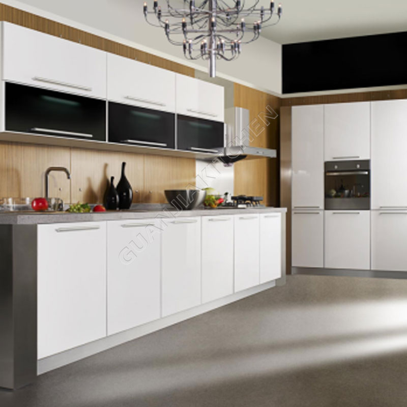 Modern Lacquer Kitcen Cabinets
