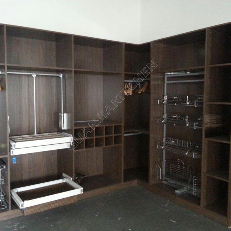 Melamine Closet