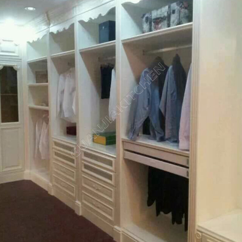 Solid Wood Closets