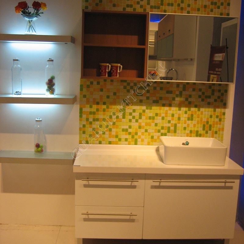 PVC Bathroom Cabinets
