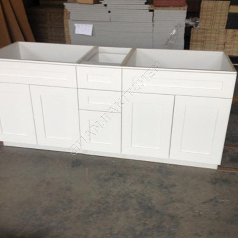 Birch Shaker Vanity Cabinet