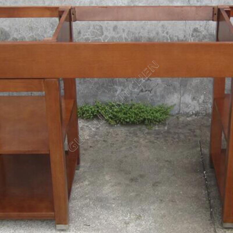 Birch Vanity Cabinets