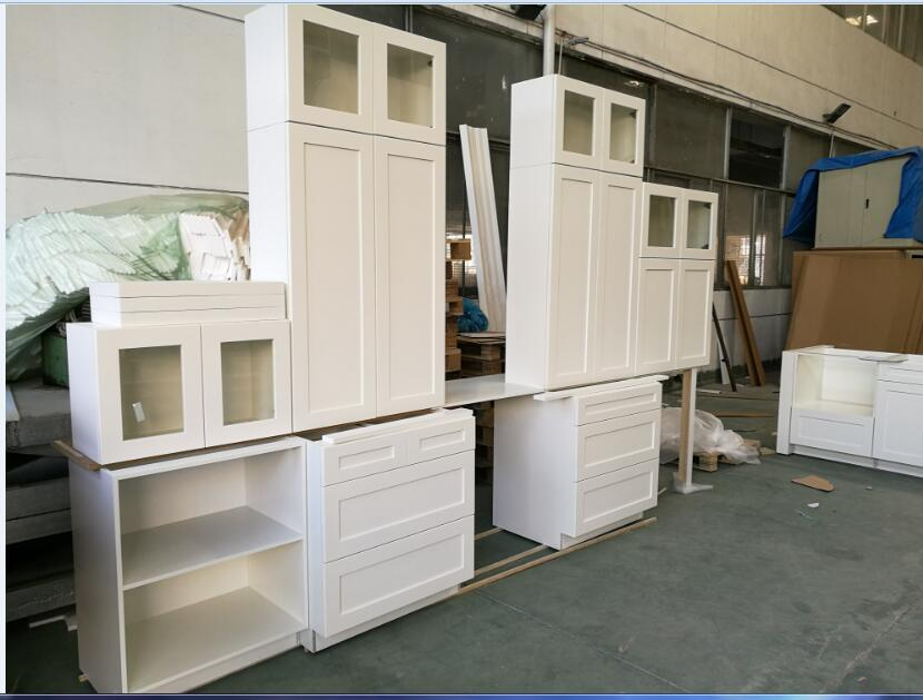 PVC kitchen cabinets doors
