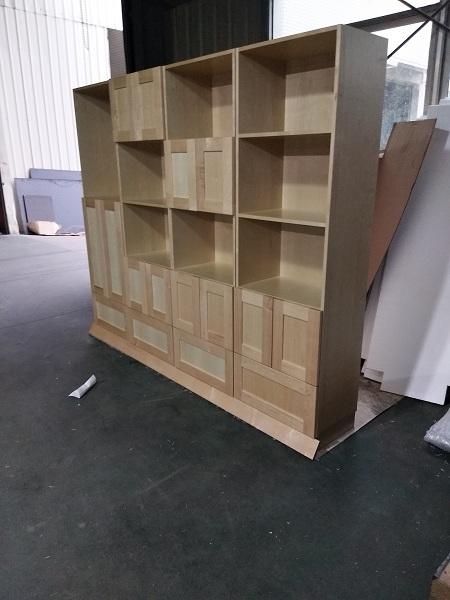 livingroom wooden cabinets