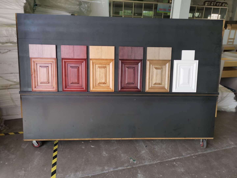 wooden vanity rack