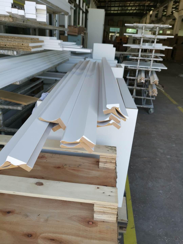 PVC crown molding